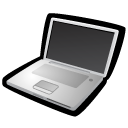 powerbook,widescreen icon