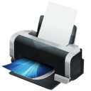 hp,printer,print icon
