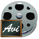 fichiers,avi,video icon
