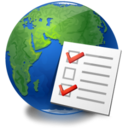 network,service,earth icon