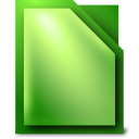 Apps libreoffice calc icon