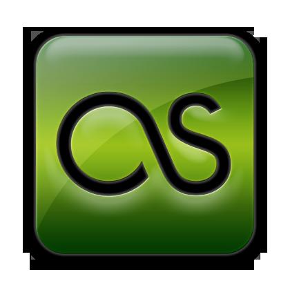 logo, square, last fm icon