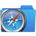 safari, browser, safari folder icon