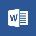 word, 15 icon
