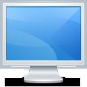 screen, monitor, computer, gui icon