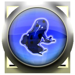 vuze, blue icon