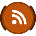 rss, feed, social icon