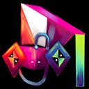 Ag, Folder, Games icon