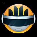 mask man, bioman, sentai, yellow, four icon