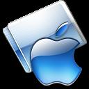 Apple aqua icon