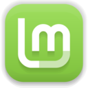 distributor logo linux mint icon