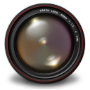 , Aperture, Authentic icon