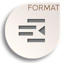 format indent less icon