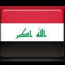 iraq, flag icon