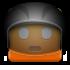 driver, helmet icon