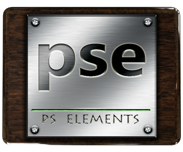 ps, photoshop, elements icon