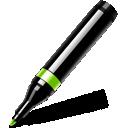 Marker Pen Icon Office Supplies Icon Sets Icon Ninja