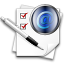 envelop, mail, letter, replylist, email, message icon