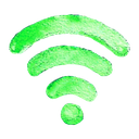 web, internet, wi-fi icon