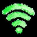 web, internet, wi-fi icon