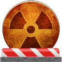 , Nuclear icon