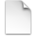 document, file, paper, generic icon