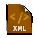 xml, page icon