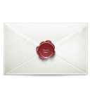 secret, envelope, email, mail icon