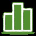 09, green icon
