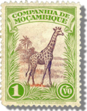 Mozambique Giraffe icon