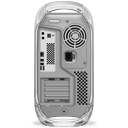 Power Mac G4 back quicksilver icon