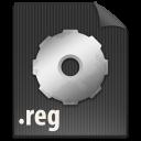file, paper, reg, document icon