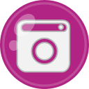 instagram, social, media icon
