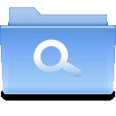 seek, folder, search, find, saved icon