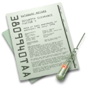 Document & Bug icon