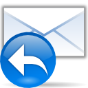mail, reply, letter, email, envelop, response, message icon