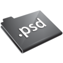 psd,grey icon