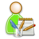 user,student,assistant icon