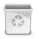Delete, Stock icon