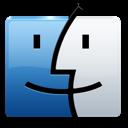 finder, folder, logo, apple, mac icon