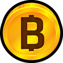 bitcoin, coin, payment, paypal, finance icon
