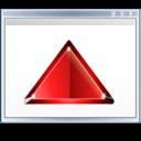 window,fullscreen,arrow icon