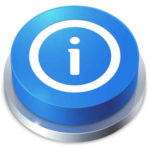 about, button, perspective, info, information icon