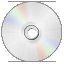 disc, cd icon
