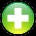 Button Add icon
