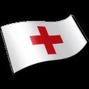 International Red Cross Flag 2 icon