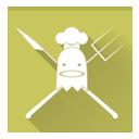one piece, chef pirates icon