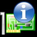 App hardware info icon