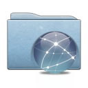 globe, folder, blue, earth, world, planet, graphite icon