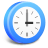time, clock, alarm, alarm clock, history icon